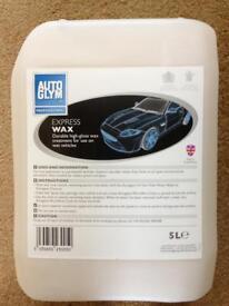 Autoglym trade 5 litres express wax