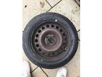 "Vauxhall Astra 15"" steel wheel"