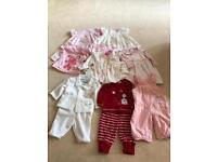 Girls baby clothes 3-6 months. Baby C, Jasper Conran, M&S, Nursery Time