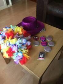 Party items bundle