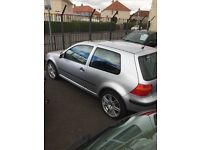 VOLKSWAGON GOLF S 1.4 PERTOL 2 KEEPER FROM NEW - KIRKCALDY