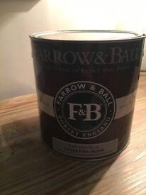 Farrow & Ball Railings Full Gloss 2.5L