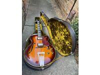 Yamaha AE-18 archtop jazz guitar (vintage, Nippon Gakki Japan made!)