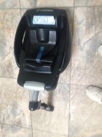 Maxi cosi infant car seat isofix base