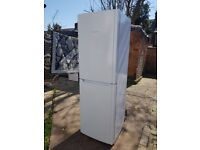 FRIDGE FREEZER HOTPOINT FROST FREE LIKE NEW FREE DELIVERY LEICESTER
