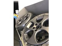 Alloy Wheel Refurb Refurbishment Repair From £39 Each - Alloy Wheel Protection £119 with fitting