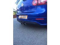 Vw golf r32 mk5