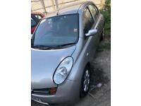 Nissan micra full service history 42000 miles