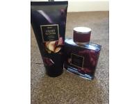Next perfume and body lotion set