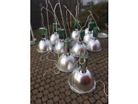 11x thorn 400 watt lights