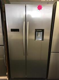 Hisense American Style Fridge Freezer