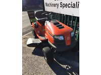 New Husqvarna TS 38 Garden Tractor/ Ride on lawnmower C/W 2 Bin Collector