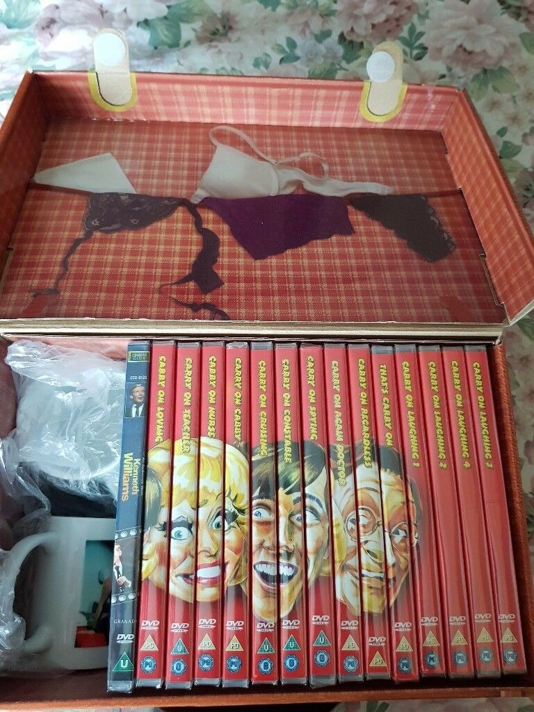 New Carry On DVD collection