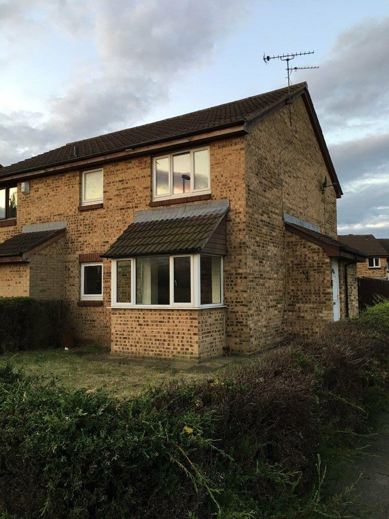 A one bedroom end terraced property.