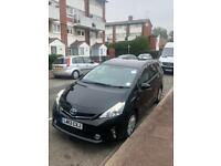 Toyota Prius plus hybrid electric 7 seater 2013 car new PCO sticker for sale