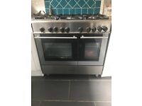 Cooker Double oven Kenwood very good condition