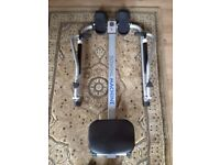 Rowing machine and excersise bike for sale