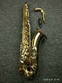 Saxophone tenor earlham professional series 2 with pmauriat mouthpiece