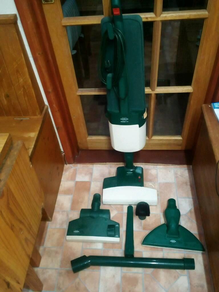 Vacuum cleaner,: Vorwerk VK 121 E340
