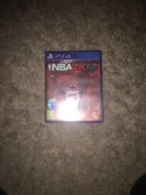 Playstation 4 nba 2k14