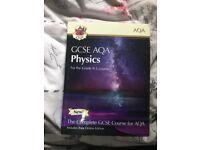GCSE PHYSICS REVISION BOOK