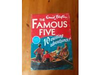 The Famous Five- 10 book selection