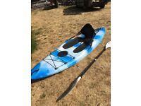 Rigid 10ft paddle board