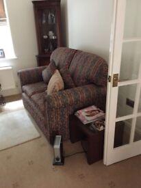 Designer Sofa 2 seater Like new