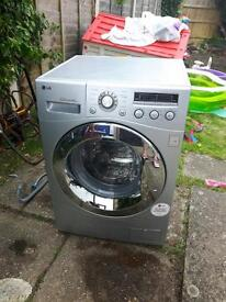 Lg washing machine. Can deliver in local