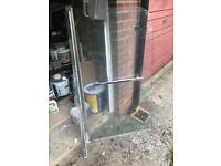 Curved Shower Screen