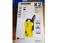 Karcher Pressure washer K2 Compact New Sealed box