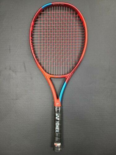 "Yonex VCORE 100 v6 2021 MODEL Tennis Racquet Grip Size 4 1/4"" Strung"