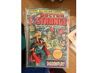 1975 doctor strange comic #11