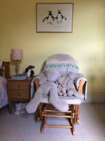 Kub Haywood Glider Nursing Chair