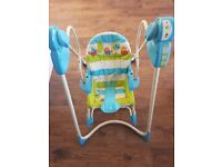 Newborn / toddler swing FISHER PRICE
