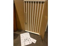 Brand New White Baby Dan Extra Tall Extending Safety Gate