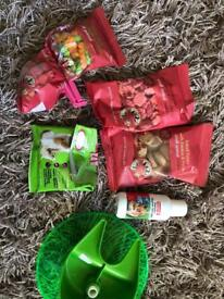 Hamster Toy and Treats