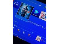 Ps4 Account with Uncharted 4+UFC very cheap deal