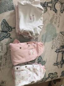 Girls tiny baby