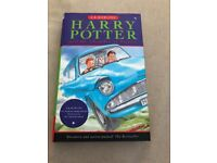 First edition Harry Potter and the Chamber of secrets