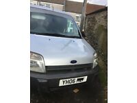 2006 Ford Transit Connect 200D SWB