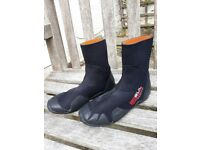 Gul Powerboot wetsuit boots (5 mm) - Junior XL