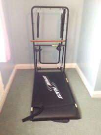 Pilates / workout frame