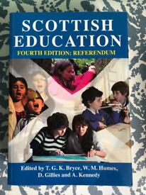Core textbook for PGDE