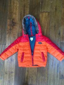 Ted Baker coat 12-18 months
