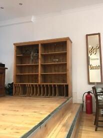Welsh dresser pine shelf