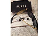 Retro super future men's sunglasses