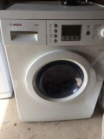 Bosch Excell washer dryer