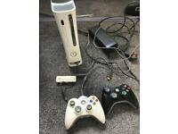 Xbox 360 and 13 games Excellent condition!