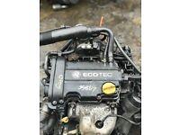 VAUXHALL CORSA, 1.0 (Z10 XEP) ENGINE, 2005 FOR SALE